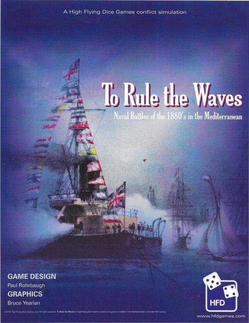 To Rule the Waves: Naval Battles in the Mediterranean in the 1880s