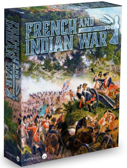 The French & Indian War 1757-1759