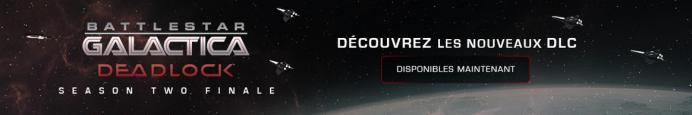 Battlestar Galactica - Deadlock - Season 2
