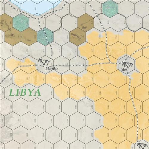 Strategy & Tactics 325 - map