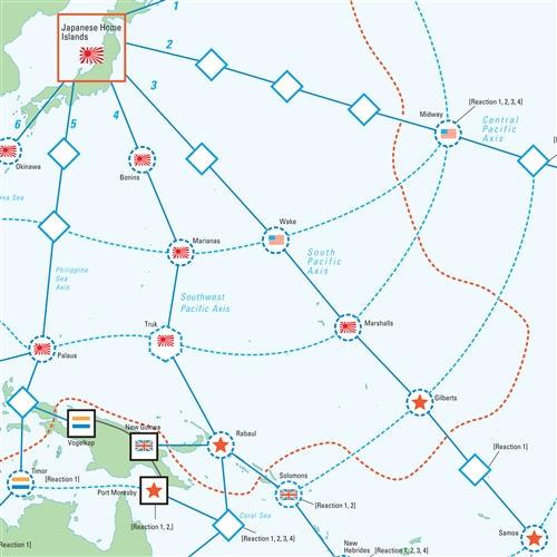World at War 75 - map