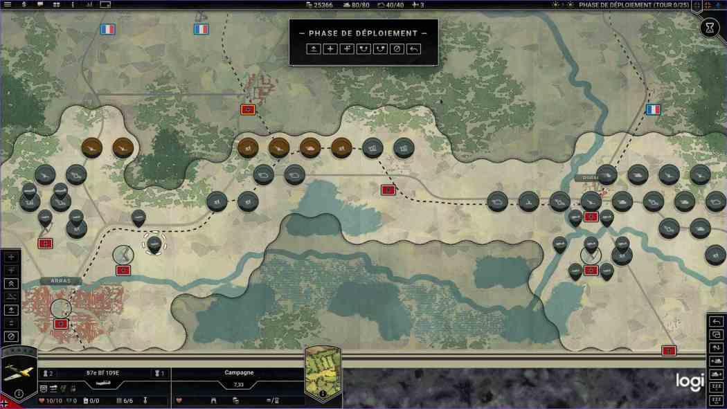 Panzer Corps 2 - AAR Siège de Lille