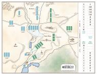 Austerlitz 1805 - Worthington - map