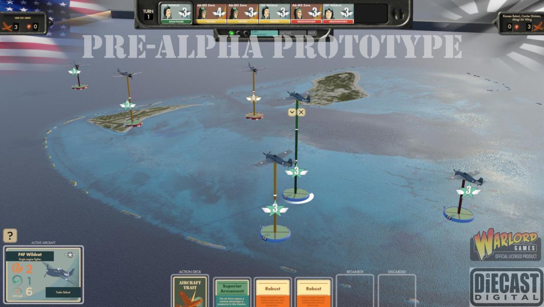 Blood Red Skies Digital - Prototype - Warlord Games