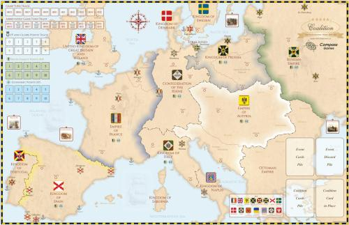 Coalition ! The Napoleonic Wars