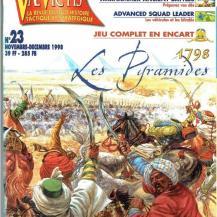 VaeVictis 23 - 1798 Les pyramides - Jours de Gloire