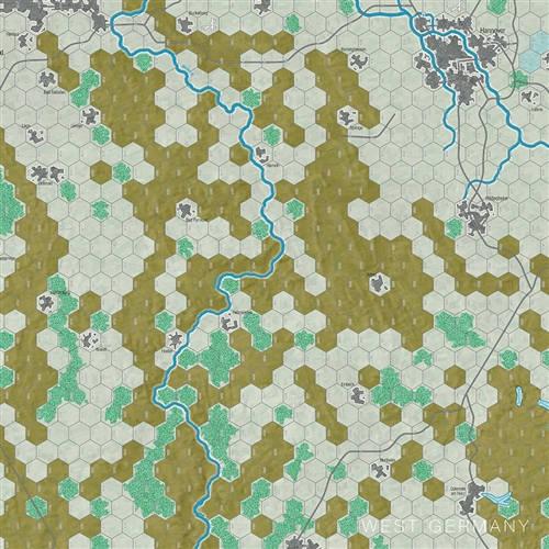 Modern War 53 - map