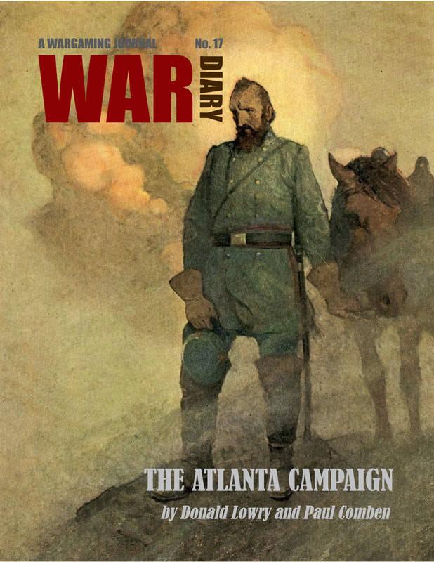 War Diary 17 ⬡ Gazette du wargamer