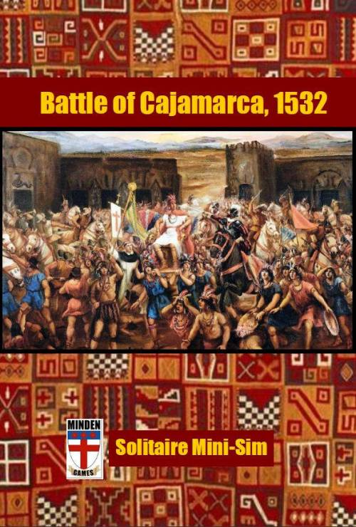 Battle of Cajamarca, 1532
