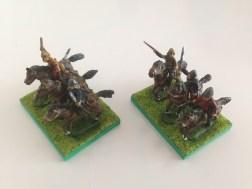 DBA Gallic Cavalry