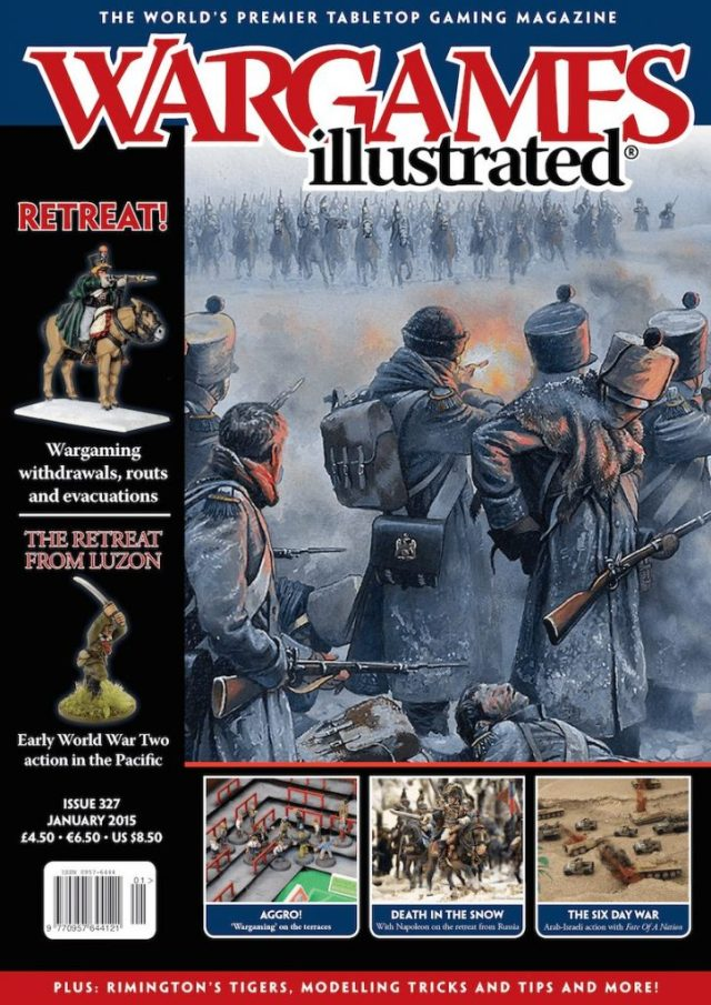 Wargames Illustrated | WI327, January 2015