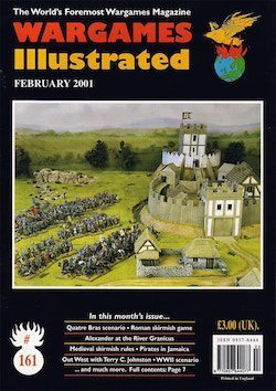 Wargames Illustrated | The world's premier tabletop gaming magazine