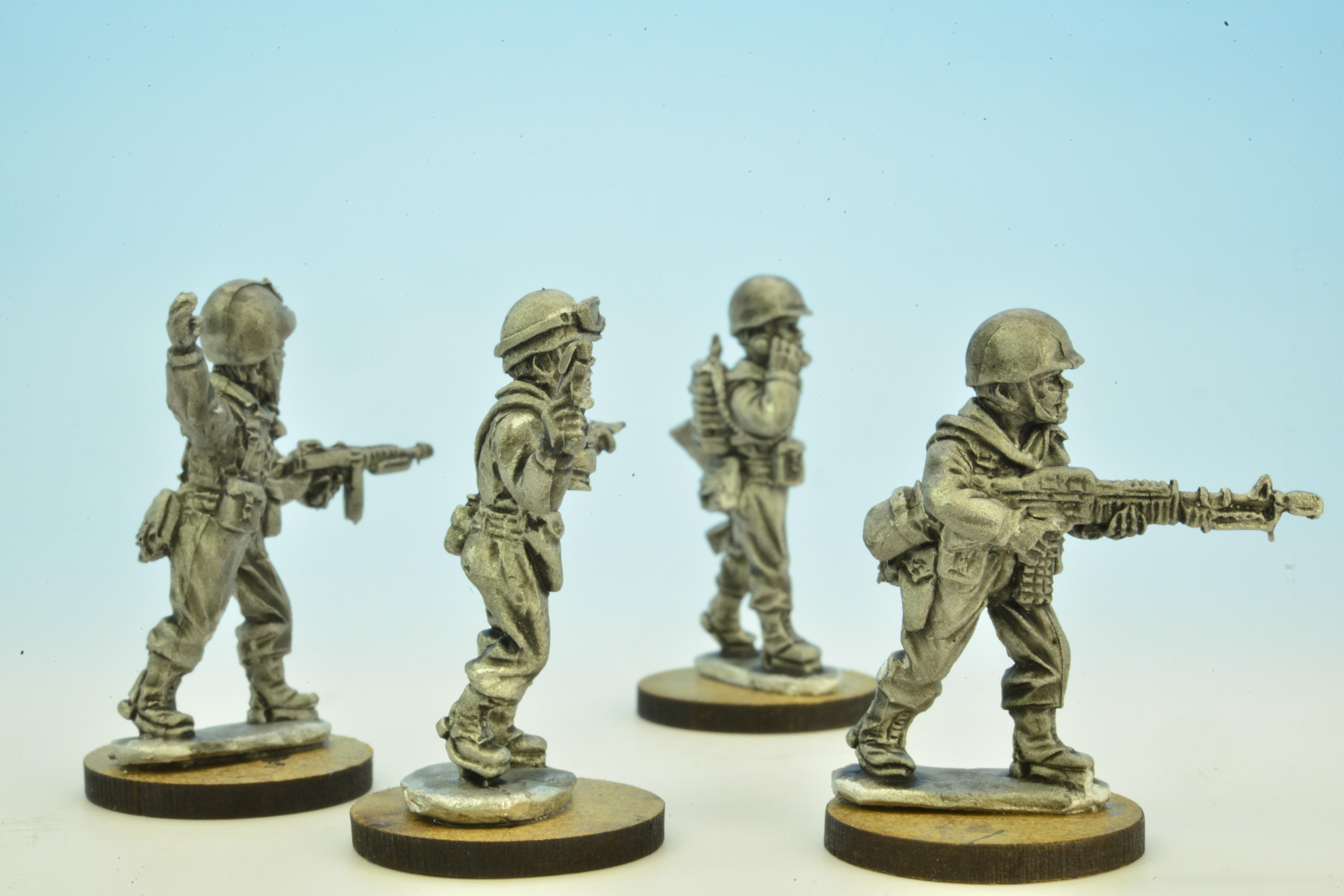 Wargames Illustrated   Killer B Games 28mm