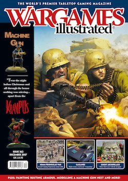 WW1 ACROSS THE GLOBE WARGAMES ILLUSTRATED ISSUE 303 JANUARY 2013