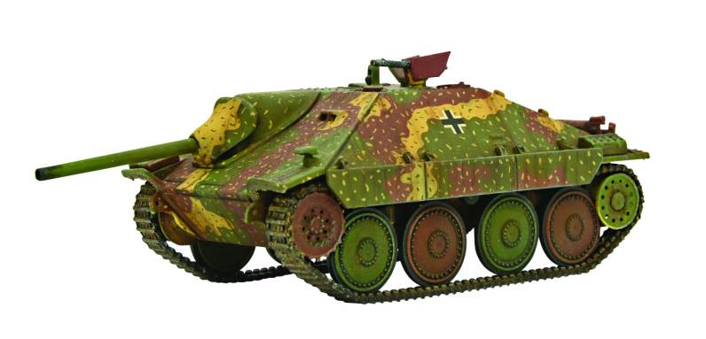 Bolt Action Hetzer Zug 8
