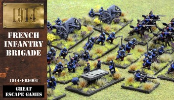 French Infantry Box