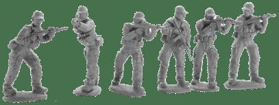 Green Beret Jungle Ops Team 2