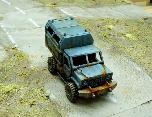 Pardulon Truck
