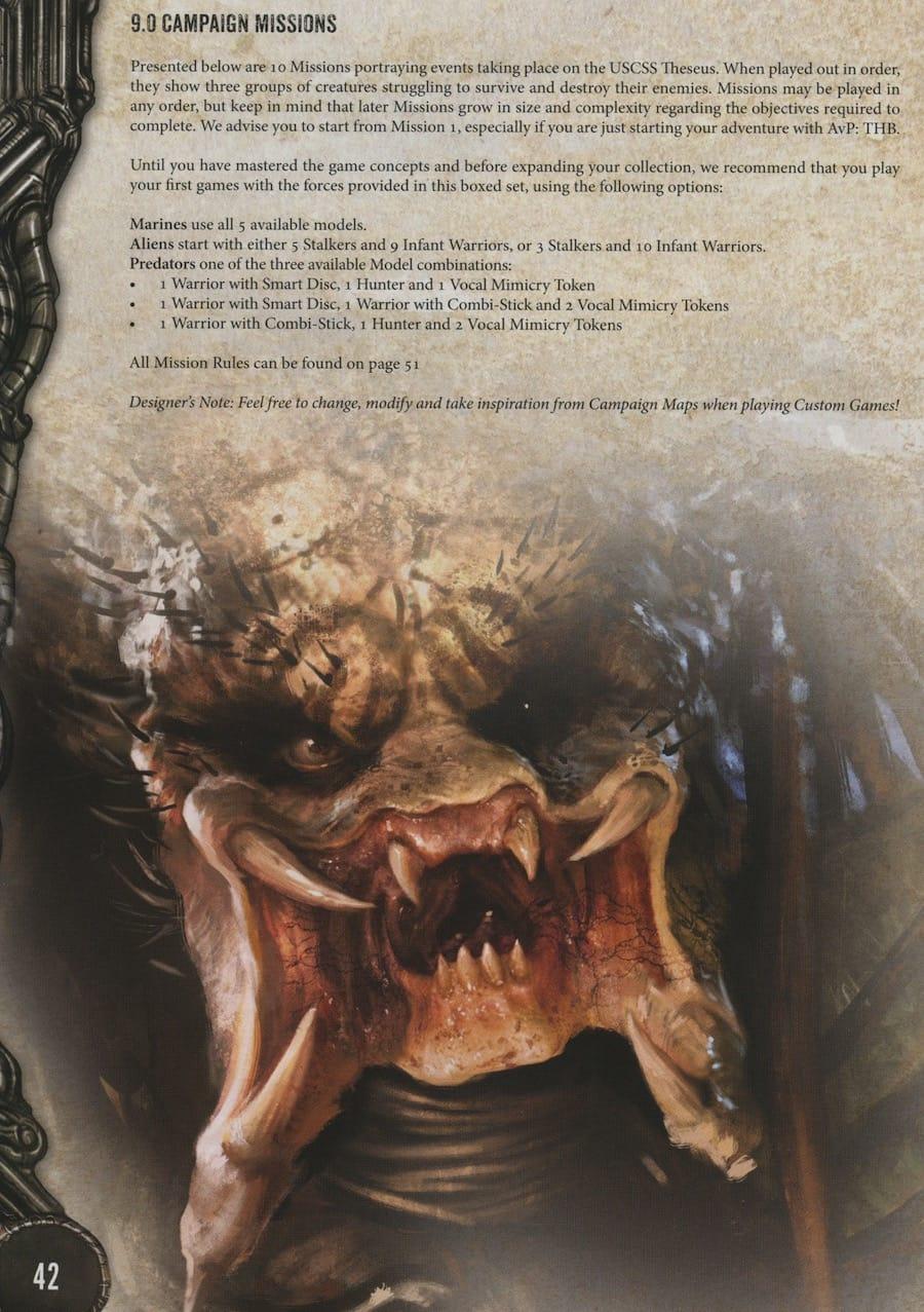 Wargames Illustrated   AvP: The Hunt Begins 2nd Edition