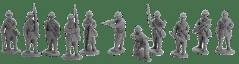 Italian Desert Infantry 0