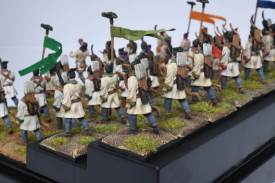 28mm Ancient Chinese 5