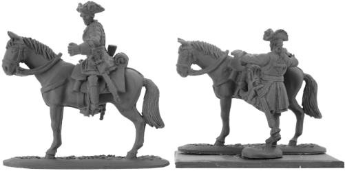 Crann Tara Miniatures - War of the Austrian Succession 2