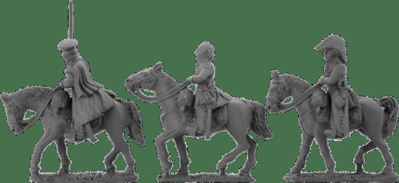 Front Rank - Napoleonic Prussian Generals 1