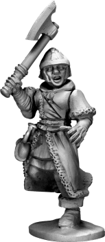 Frostgrave Female Soldiers Plastic 1