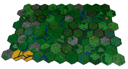 Large Hex 2x
