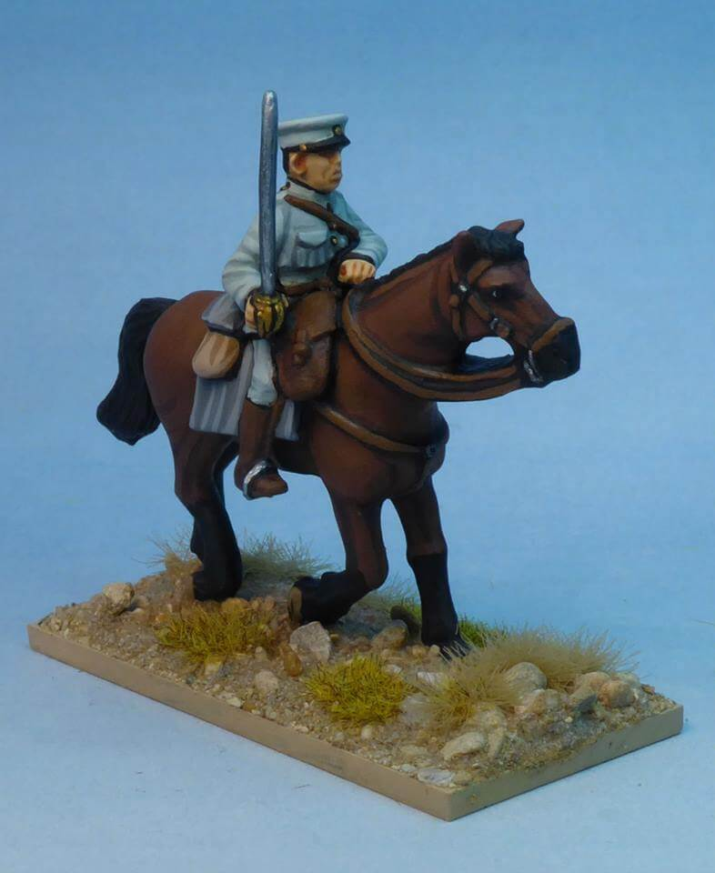 28mm Chinese Cavalry 1