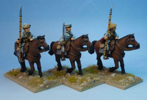 28mm Chinese Cavalry 2