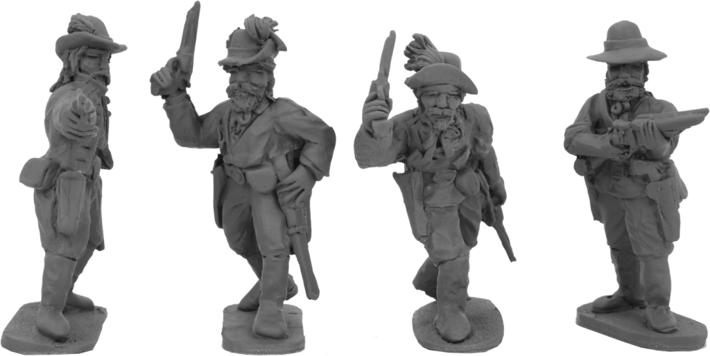 Wargames Illustrated | 28mm Company D Miniatures
