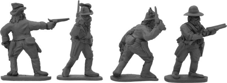28mm Company D Miniatures 3