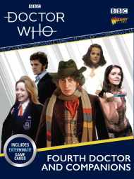 4th Doctor and Companions Set 0