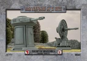 Defense Turrets 0