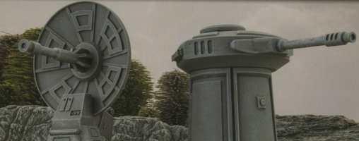 Defense Turrets 1