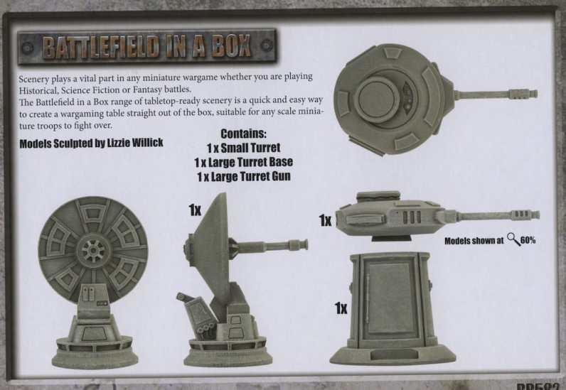 Defense Turrets 2