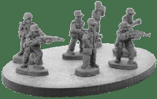 Pendraken Miniatures - Korean War 0