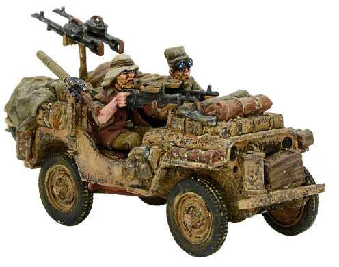 SAS Jeep (Western Desert) A 0