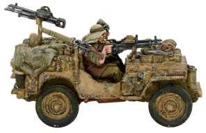 SAS Jeep (Western Desert) A 1
