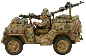 SAS Jeep (Western Desert) A 2