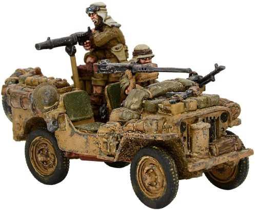 SAS Jeep (Western Desert) B 0