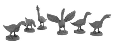 Daydream Miniatures - 28mm Animals2