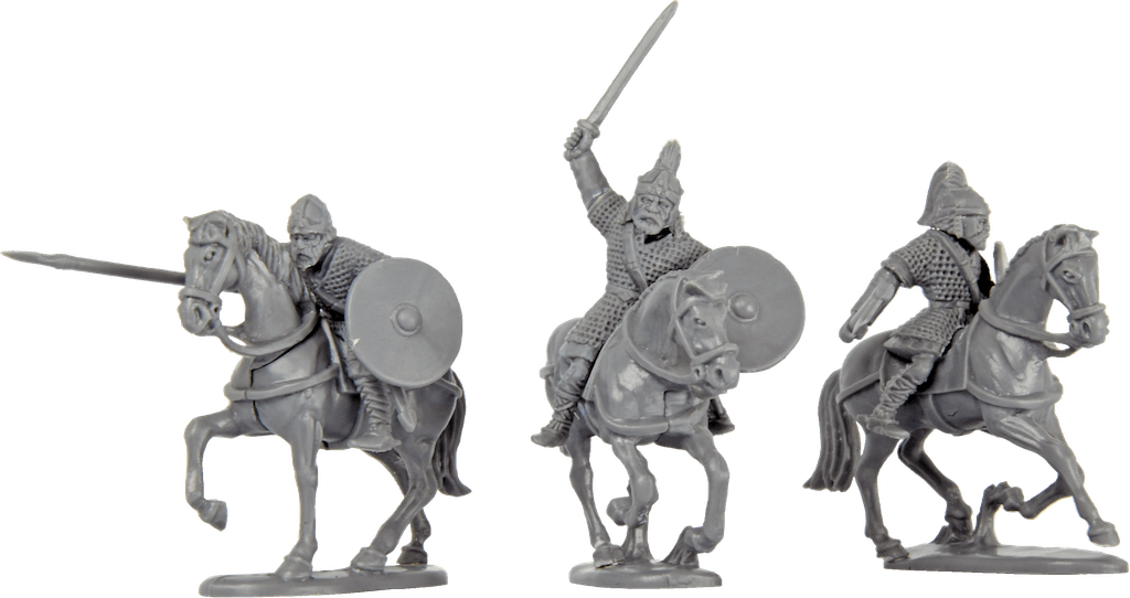 Wargames Illustrated | 28mm Plastic Goth Noble Cavalry