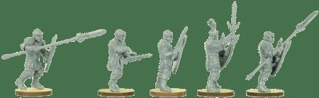 Mantic Games - Fantasy Men-At-Arms 3