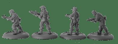 Studio Miniatures - 28mm US Spec Ops Kill Team 5