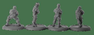Studio Miniatures - 28mm US Spec Ops Kill Team 6