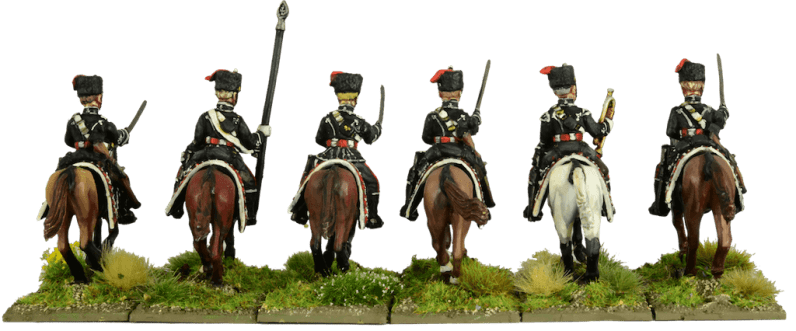 The North Star 1866 - Prussian Hussars 2