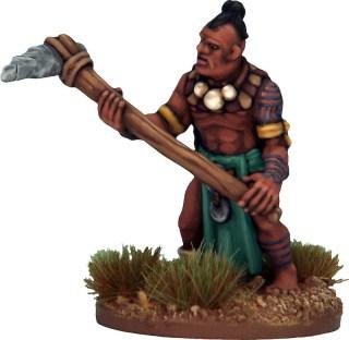 28mm Tribal Warriors 2