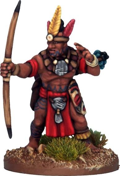 28mm Tribal Warriors 4